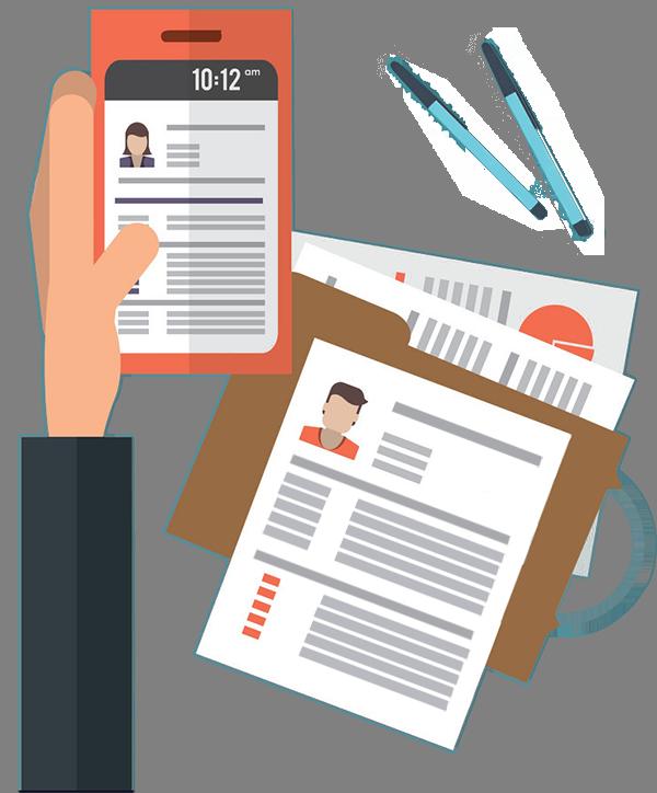 برنامج إدارة عقود الموظفين